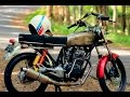 Download Honda CB 100 racing modifikasi mesin jahat SCORPIO - jogja Video