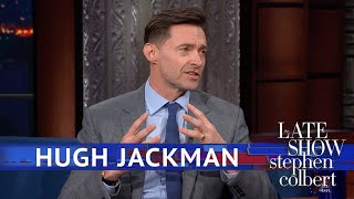 Download Hugh Jackman Remembers Stan Lee: 'A Creative Genius' Video