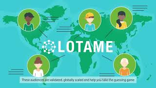 Download Lotame Precision Audiences Video