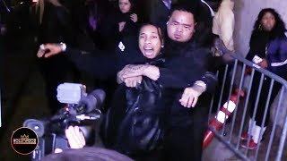 Download Tyga Dragged Out of Floyd Mayweather's Birthday Party - Reaches For Gun Video