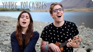 Download Young Volcanoes | Evan Edinger & Dodie Clark Fall Out Boy Ukulele Cover Video