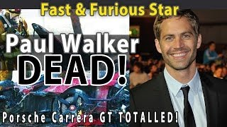 Download LIVE VIDEO FOUND!! Paul Walker was NOT racing when he crashed in the Porsche Carrera GT. Video