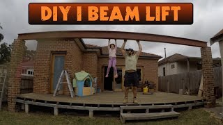 Download DIY I Beam lift Video