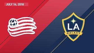 Download HIGHLIGHTS: New England Revolution vs. LA Galaxy | July 14, 2018 Video