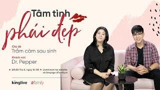 Download Trầm Cảm sau sinh | Tâm Tình Phái Đẹp | aFamily Official Video