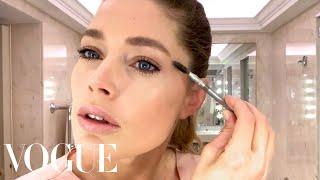 Download Supermodel Doutzen Kroes's Guide to Age-Defying Glow   Beauty Secrets   Vogue Video