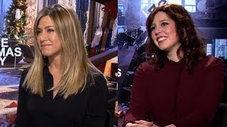 Download EXCLUSIVE: Jennifer Aniston Praises Vanessa Bayer's 'SNL' Impression of Her: 'She's the Sweetest!' Video