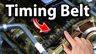 Download How to Check a Timing Belt or Timing Chain in Your Car Video