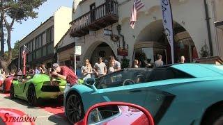 Download Ferrari F50 Reaction Video & Supercar Spotting - 3x LaFerrari, Pagani Huayra, McLaren P1 Video