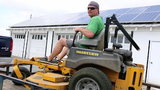 Download MOWING LAWNS WITH PSYCHO DAD! Video
