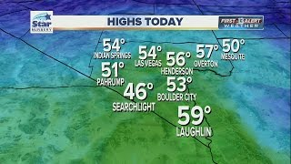Download 13 First Alert Weather for Friday morning Video