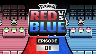 Download Pokemon Red and Blue Versus - EP01 | Let's Dew This Video