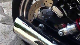 Download Harley dyna FXDL 2015 2en1 Supertrapp Supermeg Video