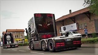 Download Truckertreffen Munderkingen 2017 - die Trucks kommen Video