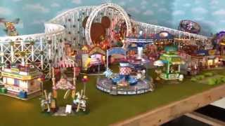 Download Building My Lemax Carnival Village Video