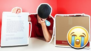 Download OPENING MYSTERY FAN MAIL *EMOTIONAL* Video