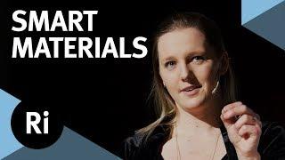 Download Smart Materials of the Future - with Anna Ploszajski Video