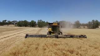 Download New Holland CR 1090 Video
