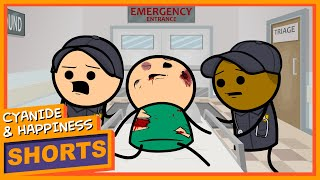 Download Emergency - Cyanide & Happiness Shorts Video