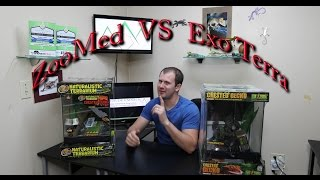 Download Product Review: Zoo Med VS Exo Terra Crested Gecko Kits! Video