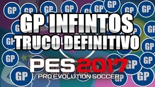 Download GP INFINITO MUY RAPIDO PES 2017 - TUTORIAL DEFINITIVO MY CLUB - metodo mamani Video
