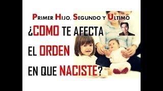 Download COACHING: ¿COMO TE AFECTA EL ORDEN EN QUE NACISTE? Video