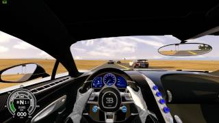 Download Assetto Corsa Bugatti Chiron Top speed! Video