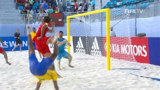 Download Match 7: Brazil v Tahiti - FIFA Beach Soccer World Cup 2017 Video