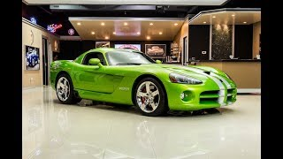 Download 2008 Dodge Viper For Sale Video