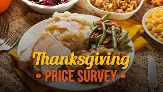 Download Thanksgiving Price Survey Video
