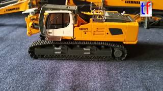 Download Unboxing 1/50 scale Liebherr R 960 HRD from conrad, Apr. 30, 2015. Video