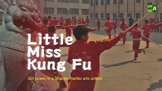 Download Little Miss Kung Fu. Girl power in a Shaolin martial arts school (Trailer) Premiere 24/7 Video