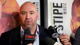 Download White on McGregor and St-Pierre Video
