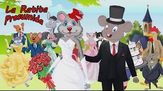 Download La RATITA Presumida - 🐭 CUENTOS INFANTILES 🐭 ✨✨✨ PELICULA COMPLETA - Cuentos para Niños Video
