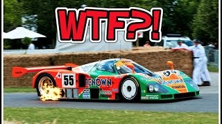 Download MAZDA 787B SCREAMING DOWN THE TRACK !!! Is this worlds best souding car ever? Video