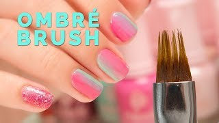 Download Nail Polish Ombre with Ombre Brush Video