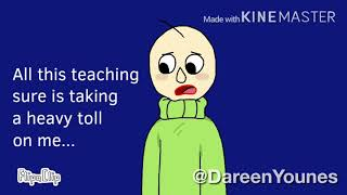 "Download Baldi turns into a Cat! ""Baldi's Basics in Education and Learning"" Video"