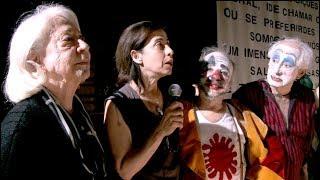 Download O Rei Da Vela - 4º Ato com Fernanda Montenegro e Fernanda Torres - Teatro Oficina Video