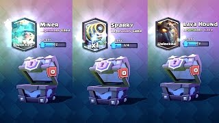 Download Clash Royale - Legendary Card Chest Opening! 150,000 Gems Video