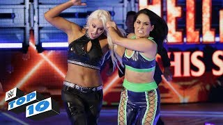 Download Top 10 SmackDown LIVE moments: WWE Top 10, September 11, 2018 Video