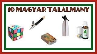 Download Nemzeti |Top 10| magyar találmány (amiről valószínűleg nem tudtad, hogy az) Video