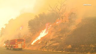Download No end in sight for California wildfires Video