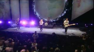 Download Cut Off Your Hands 'Oh Girl' at the VNZMAs 2008 Video