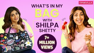 Download What's in my bag with Shilpa Shetty Kundra | S02E09 | Fashion | Pinkvilla Video
