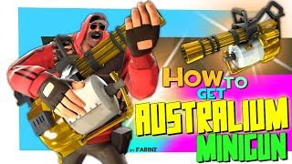 Download TF2: How to get Australium Minigun [FUN] Video
