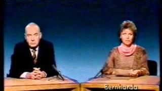 Download ARD Programmansage DAS BOOT Fernsehlotterie Werbung 24 02 1985 Video