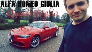 Download Alfa Romeo Giulia Quadrifoglio / Sound & Review Video