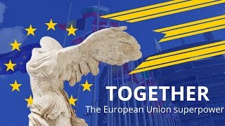 Download European Union promotion clip — Together we are unstoppable Video