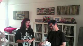 Download Erin Burkett and Joey Cape talk about Fat Wreck Chords 25 year blowout Aug. 21st - 23rd! Video