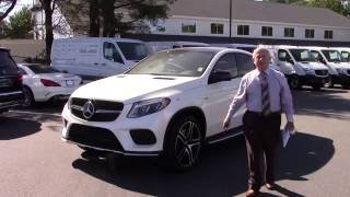 Download 2017 Mercedes-Benz GLE Coupe - Tony Video